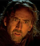 Nicolas Cage in Season of the Witch