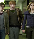 Harry Potter and the Deathly Hollows first image