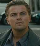 DiCaprio in Inception